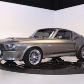 1967 Ford Shelby GT500E Eleanor