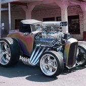 Insane Radical Hot Rod