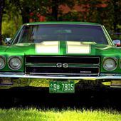 Chevelle ss 1970s