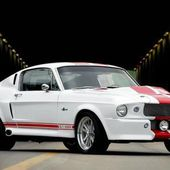 65 Shelby Mustang GT 500E