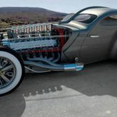 Is it a 16 cylinder car