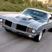 Olds made a real car