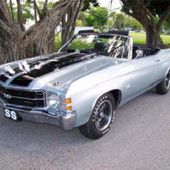 71\' Chevy Chevelle SS