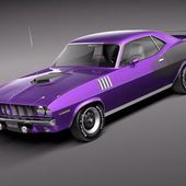 Barracuda 'Cuda 1971