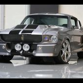 1967 Mustang Shelby GT500 Eleanor