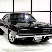 69 charger, bomb!