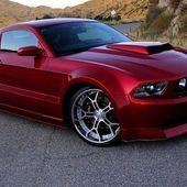 2012 Ford Mustang SPX Galpin Widebody