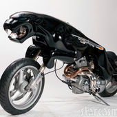 Jaguar bike