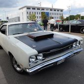 1969 1/2 Dodge Coronet A12 Super Bee