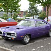 1970 Coronet Super Bee 426 Hemi 4-Speed