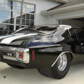 The 1970 Chevelle SS