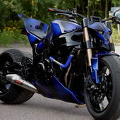 Suzuki Hayabusa DESTROYER Streetfighter