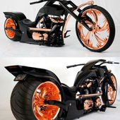 Nitemare Custom Bike