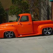 What a cool truck!