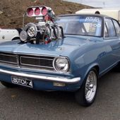 Blown Holden Torana (Australian Car)