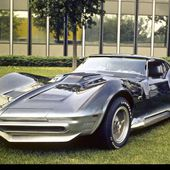 1965 Chevrolet Corvette Manta Ray