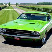 'Green Go': 1971 Challenger RT