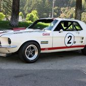 1967 Shelby Mustang Trans Am