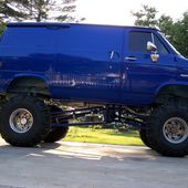 Lifted 1984 GMC