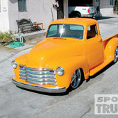 Classic 1950's Chevy Truck