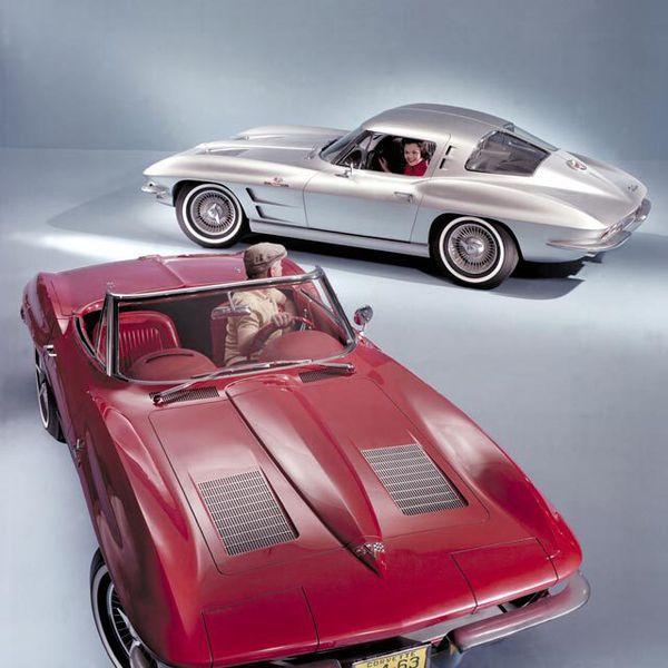 1963 Mustang Yellow