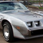 1979 Trans Am Anniversary Edition