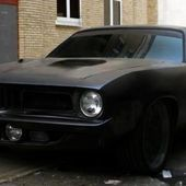Cuda From Hell!