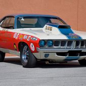 The old Sox and Martin Hemi Cuda