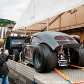 Beetle dragster