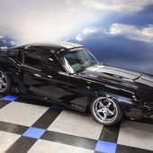 1967 Ford Mustang Custom Fastback