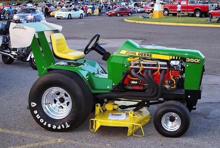 Lawn Mower Racing >> Lawn Mower Drag Racing