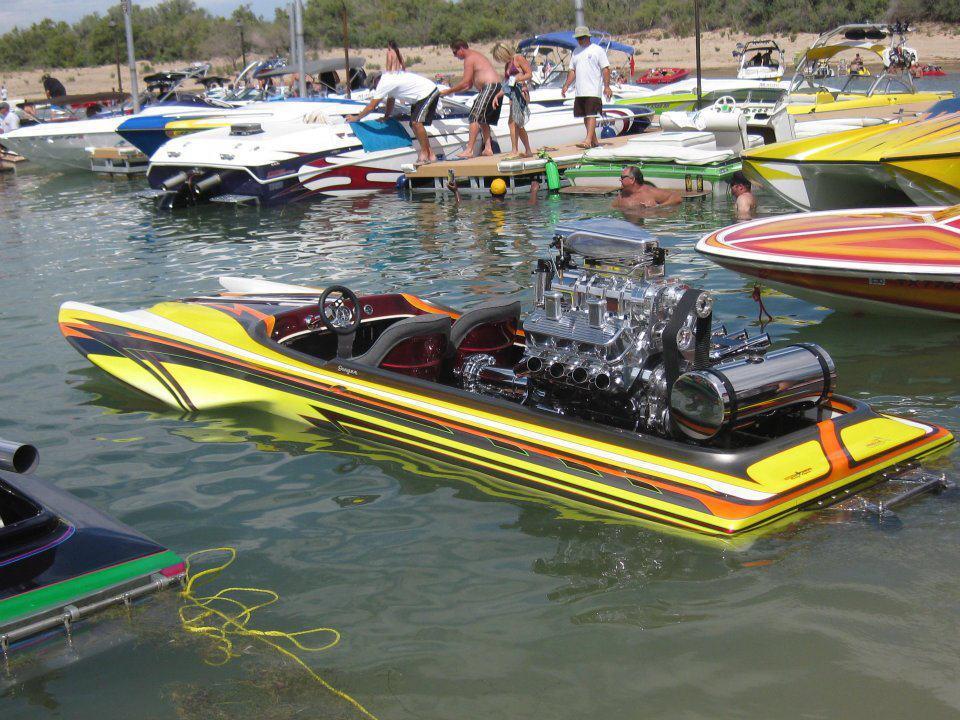 Ass Boat 92