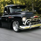 1957 Chevy Pickup.