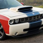 Sox and Martin package for the Dodge Challenger