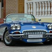 1960 Chevy Corvette C1