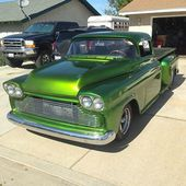 1959 CHEVY STEPSIDE PICKUP