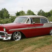 '56 Chevy Bel Air Pro Touring