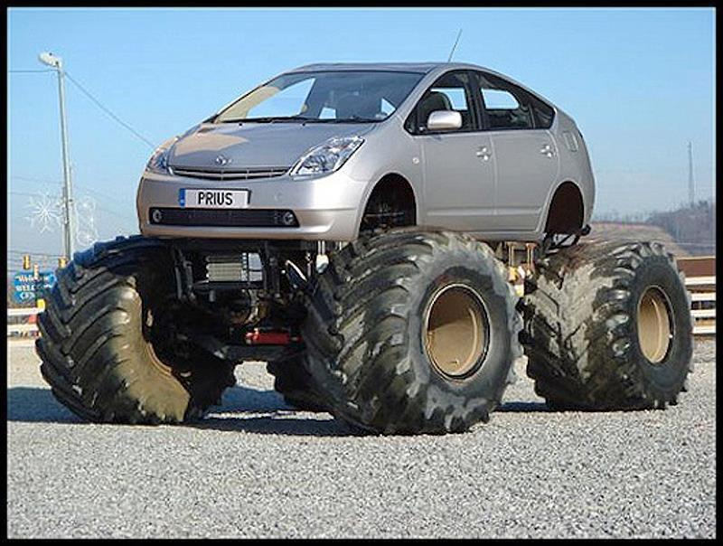 Gay 4 wheel drive
