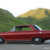 '63 Chevy II Nova 2 door hardtop
