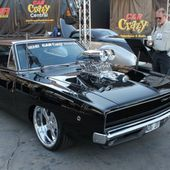 '68 Dodge Charger RT