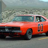 Dodge Charger 1969 RT 500