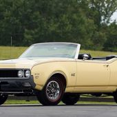 1969 Oldsmobile 442 W-30 Convertible