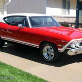Chevy Chevelle SS 1968
