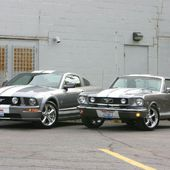 Vote OLD vs NEW Mustang