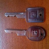 Who is old enough to remember when you needed 2 keys for 1 car