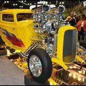 Now that's a Hot Rod