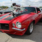 1973 Chevrolet Camaro Z28 Blown