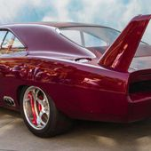 Charger Daytona Fast and Furious 6