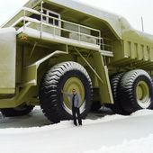 World's largest truck!