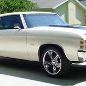 1971 Chevelle SS